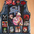 battle vest, DEATH tribute, DEATH to all....... Battle Jacket