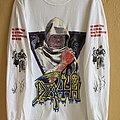Death - TShirt or Longsleeve - DEATH - leprosy, Mexico bootleg