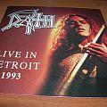DEATH - live, lp Tape / Vinyl / CD / Recording etc