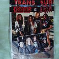 Other Collectable - DEATH - KREATOR, mini poster 1990 ( signed by Kreator )