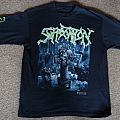 TShirt or Longsleeve - Suffocation - tour
