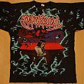 Sepultura, schizophrenia, allover shirt
