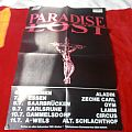 Paradise Lost, tourposter 1991 Other Collectable