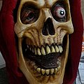 Death - Other Collectable - DEATH - scream bloody gore mask