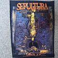 Other Collectable - Sepultura, backpatch