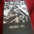 Fear Factory, demo tape  Tape / Vinyl / CD / Recording etc