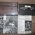Massacre - Tape / Vinyl / CD / Recording etc - Massacre live tape
