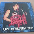 DEATH - live in Reseda 1990 Lp Other Collectable