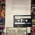 Death - Tape / Vinyl / CD / Recording etc - DEATH - demo tape