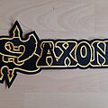 Saxon - Patch - Saxon, backpatch