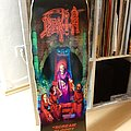 Death - Other Collectable - Death skateboard deck, scream bloody gore