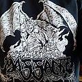 Massacre - TShirt or Longsleeve - Massacre tourshirt