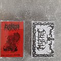 Derketa - Tape / Vinyl / CD / Recording etc - Derketa, Mythic tapes