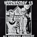 Wednesday 13 - Patch - Wednesday 13, backpatch