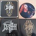 Death - Tape / Vinyl / CD / Recording etc - Death, 4 lp live box set