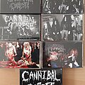 Cannibal Corpse - Tape / Vinyl / CD / Recording etc - Cannibal Corpse, live tapes