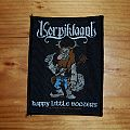 Korpiklaani - Patch - Korpiklaani - Happy Little Boozers patch