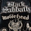 Motörhead - Battle Jacket - tea staining jacket 11/14
