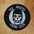 The Misfits - Fiend Club patch