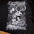 Korpiklaani concert shirt 5/17/15