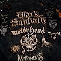 Black Sabbath - Battle Jacket - Jacket update 12/14
