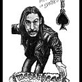 Lemmy drawing (2001) Other Collectable