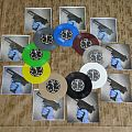CARCASS / Captive Bolt Pistol EPs in all colors Tape / Vinyl / CD / Recording etc