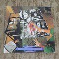 CARCASS / Necroticism - D.T.I. LP Brazilian press 1991 Tape / Vinyl / CD / Recording etc