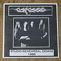 "Carcass - Tape / Vinyl / CD / Recording etc - CARCASS / Studio Rehearsal Demos 1988 7"" EP"