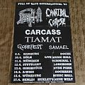 Full Of Hate Osterfestival '93 poster Other Collectable