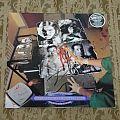 CARCASS / Necroticism - D.T.I. LP with post card set 1991 Tape / Vinyl / CD / Recording etc