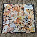 CARCASS / Reek Of Putrefaction LP very first press 1988 Tape / Vinyl / CD / Recording etc