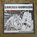 CARCASS & GODFLESH / The Earache Peel Sessions LP 2014 [Tiny Tears] Tape / Vinyl / CD / Recording etc