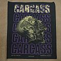 CARCASS / Necrohead backpatch 1992