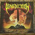 "Benediction - Tape / Vinyl / CD / Recording etc - BENEDICTION & Pungent Stench / Split 7"" EP"