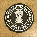 CARCASS / Northern Soul Metal Believe patch 2013