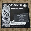 CARCASS / Necroticism - D.T.I. LP test press 1991 Tape / Vinyl / CD / Recording etc