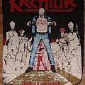 Kreator Terrible Certainty Backpatch