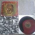 Repulsion - Tape / Vinyl / CD / Recording etc - Repulsion - Horrified Vinyl