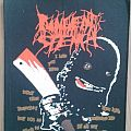 Pungent Stench -  dirty rhymes and psychotronic beats backpatch