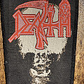 Death - Patch - Death - Individual Thought Patterns patch - 1993 Blue Grape