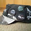 Black metal cap V4