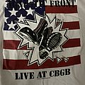 Agnostic Front Live At CBGBS  TShirt or Longsleeve