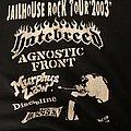 Hatebreed - TShirt or Longsleeve - Hatebreed Tour