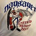 Naysayer United Blood AF Rip TShirt or Longsleeve