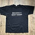 Body Count Tour Shirt Prag 2006 (Bootleg?)