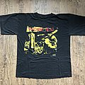 Machine Head 1995 Crush Your World Tour Shirt