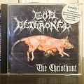 God Dethroned - The Christhunt 1998, CD, Cold Blood Industries (Reissue)