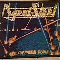 """Agent Steel """"Unstoppable Force"""" Woven Patch"""