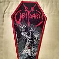 "Obituary ""Live In Bang-Cock 2013"" Coffin Patch for DethronedEmperor23"